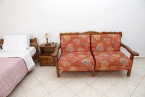 Superior Room, Athina Rooms to let Athina Rethymno Crete Greece